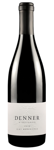 Denner Vineyards Wine Bottle