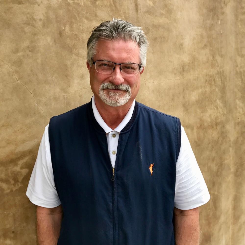 Portrait of Dave Mills